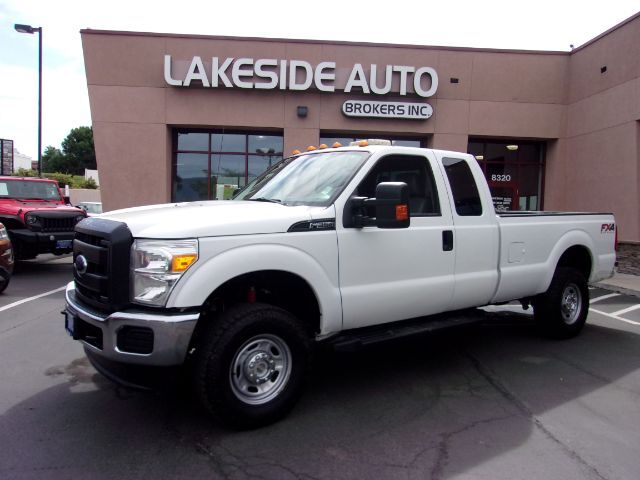 2016 Ford F-350 SD XLT SuperCab Long Bed 4WD Colorado Springs CO