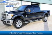 2016 Ford F-350 SRW LARIAT TURBO DIESEL 4x4 NAVI SUNROOF LEATHER