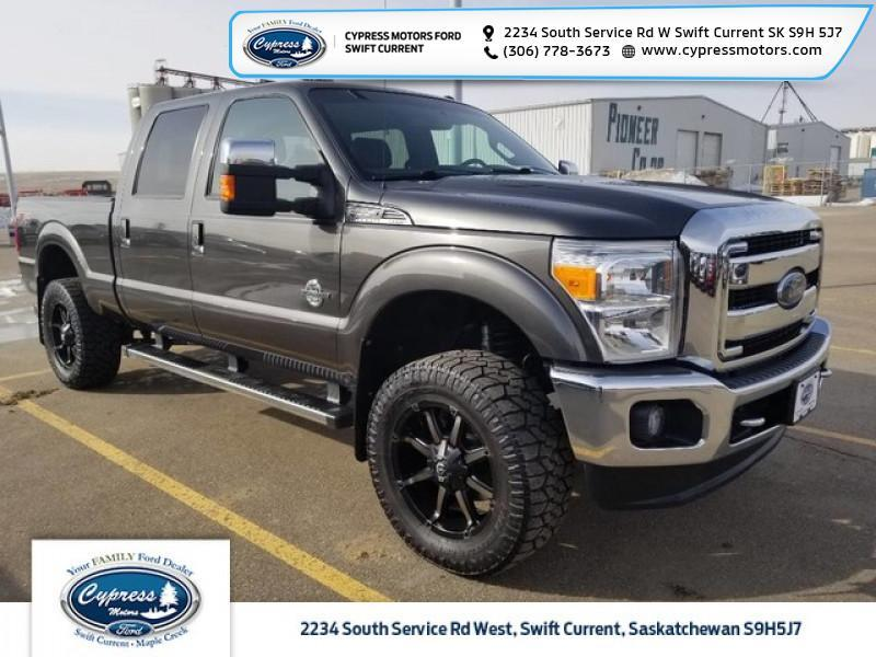 2016 Ford F-350 Super Duty Lariat  - NAVIGATION - $395 B/W Swift Current SK