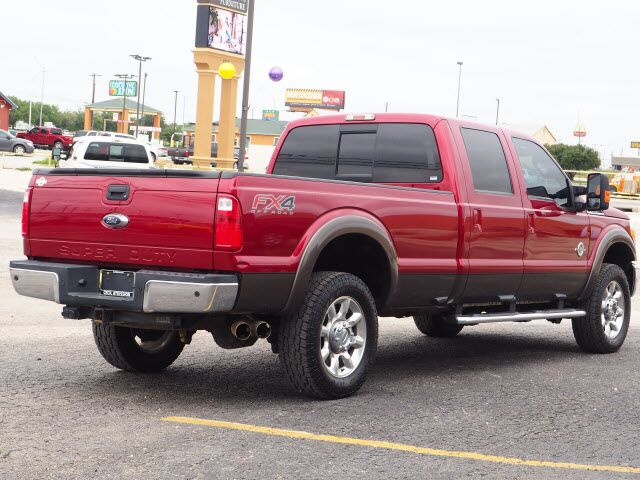 2016 Ford F-350 Super Duty Lariat  TX