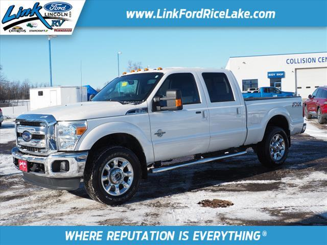 2016 Ford F-350 Super Duty Lariat Rice Lake WI
