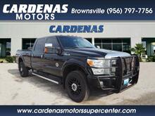 2016_Ford_F-350 Super Duty_Platinum_ McAllen TX