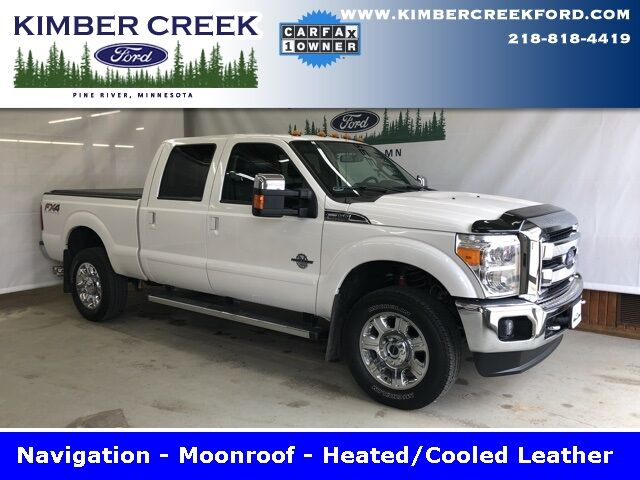 2016 Ford F-350SD Lariat Pine River MN