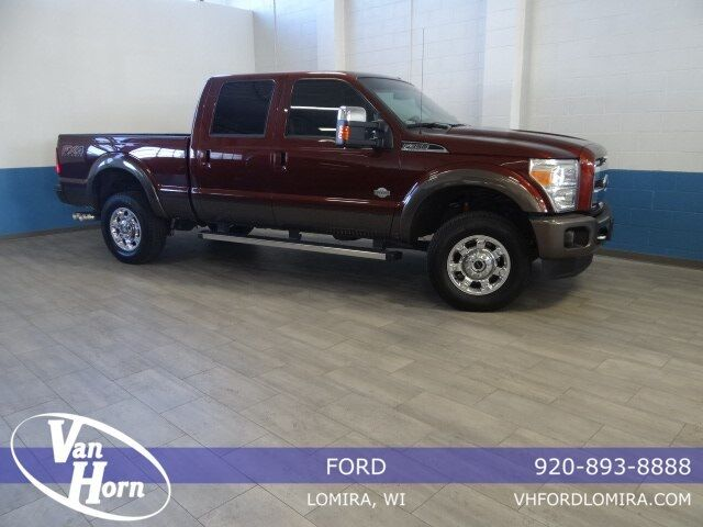 2016 Ford F-350SD Lariat Plymouth WI