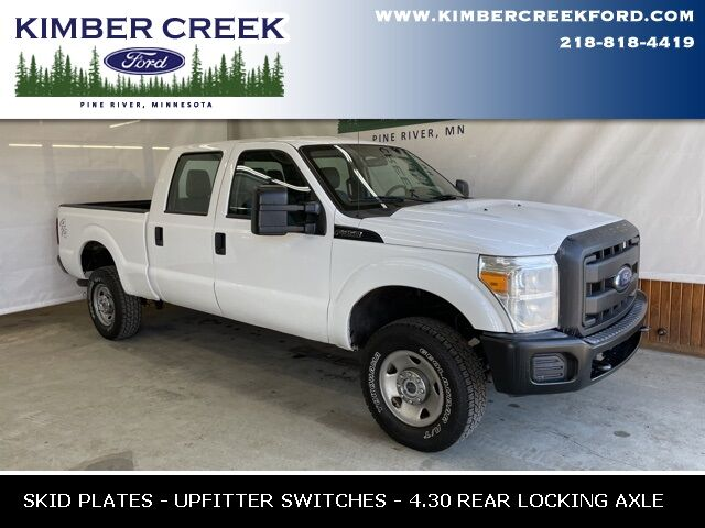 2016 Ford F-350SD XL Pine River MN