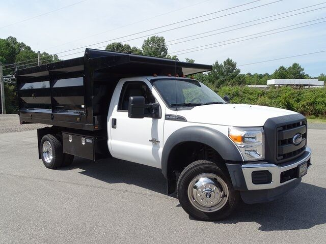 2016 Ford F-450SD XLT Raleigh NC
