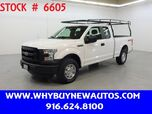 2016 Ford F150 ~ 4x4 ~ Extended Cab ~ Only 55K Miles!