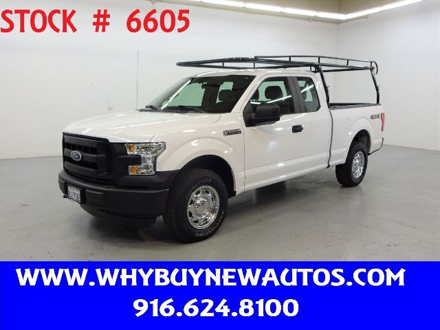 2016 Ford F150 ~ 4x4 ~ Extended Cab ~ Only 55K Miles! Rocklin CA