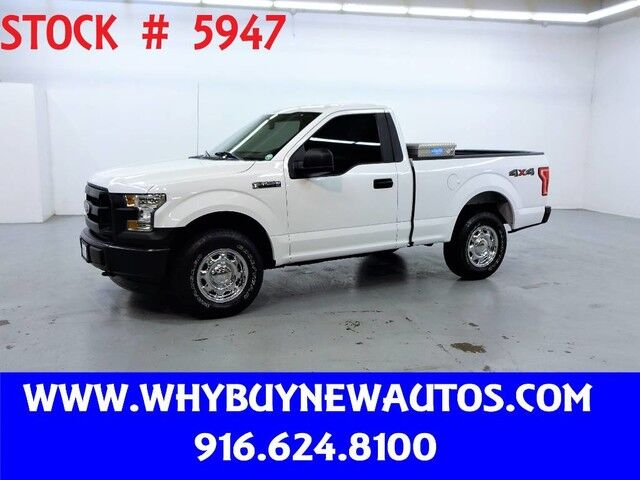 2016 Ford F150 ~ 4x4 ~ Only 47K Miles! Rocklin CA