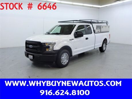 2016 Ford F150 ~ Extended Cab ~ Ecoboost ~ Only 40K Miles! Rocklin CA