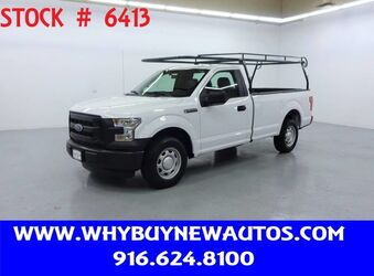 Ford F150 ~ Only 57K Miles! 2016
