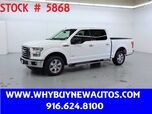 2016 Ford F150 ~ XLT ~ Crew Cab ~ Only 32K Miles!
