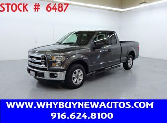Ford F150 ~ XLT ~ Extended Cab ~ Ecoboost ~ Only 18K Miles! 2016