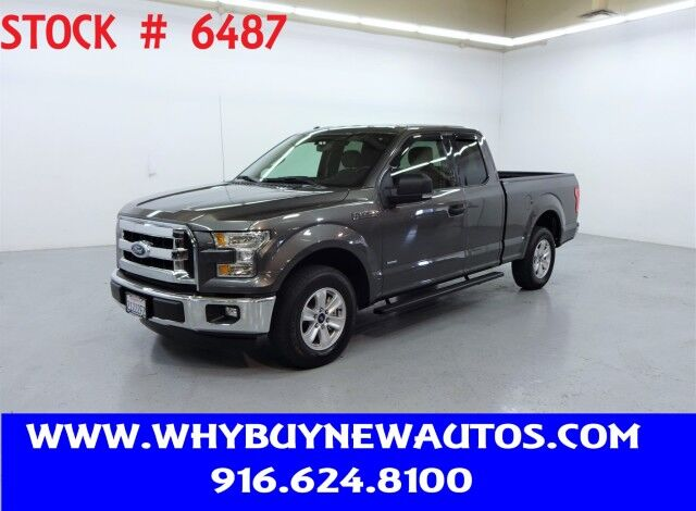 2016 Ford F150 ~ XLT ~ Extended Cab ~ Ecoboost ~ Only 18K Miles! Rocklin CA