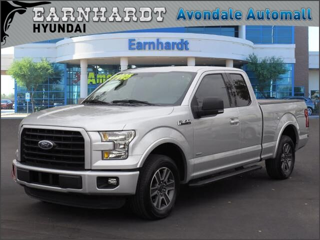 2016 Ford F150 2WD SuperCab XLT