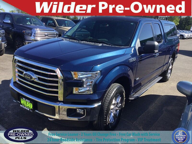 2016 Ford F150 4WD XLT
