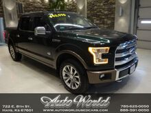 2016_Ford_F150 KING RANCH CREW 4X4__ Hays KS