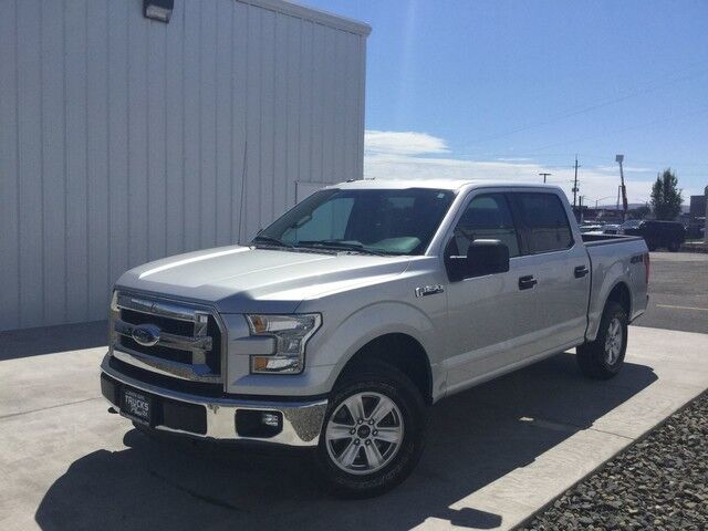 2016 Ford F150 SUPERCREW CAB XLT PICKUP 4D 5 1/2 Yakima WA