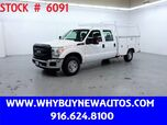 2016 Ford F250 Utility ~ Crew Cab ~ Only 14K Miles!
