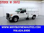 2016 Ford F250 Utility ~ Only 56K Miles!