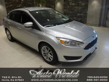 2016_Ford_FOCUS SE__ Hays KS