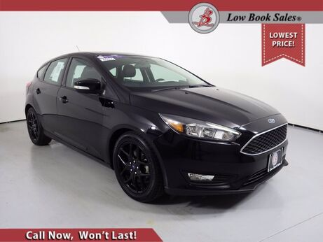 2016_Ford_FOCUS_SE_ Salt Lake City UT