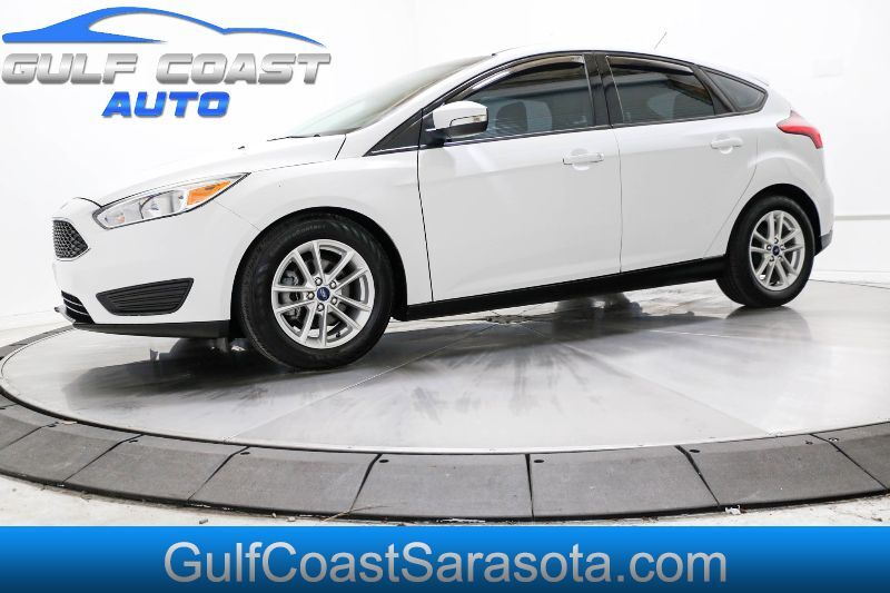2016 Ford FOCUS SE WARRANTY FINANCING LOW MILES COLD AC Sarasota FL