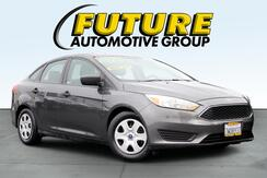 2016_Ford_FOCUS_Sedan_ Roseville CA