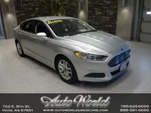 2016_Ford_FUSION SE__ Hays KS