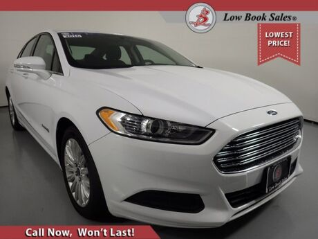2016 Ford FUSION SE Hybrid Salt Lake City UT