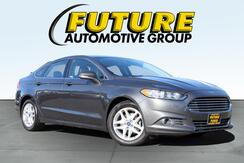 2016_Ford_FUSION_Sedan_ Roseville CA