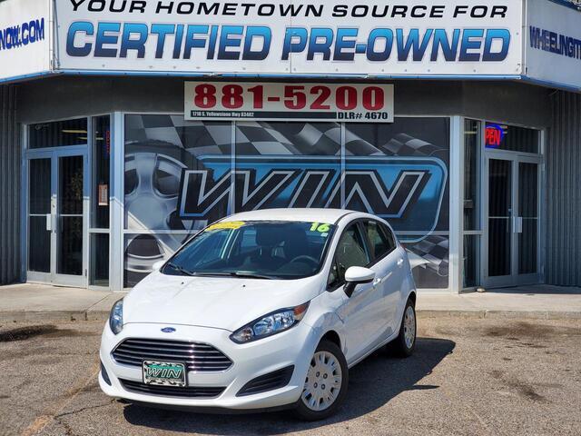 2016 Ford Fiesta  Idaho Falls ID