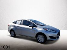2016_Ford_Fiesta_S_ Belleview FL