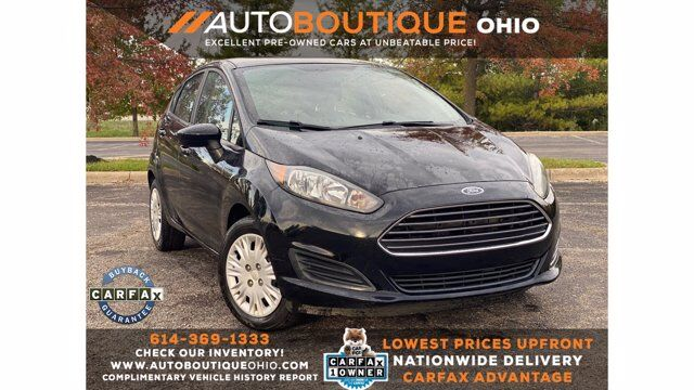 2016 Ford Fiesta S Columbus OH