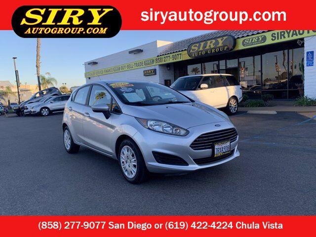2016 Ford Fiesta S San Diego CA