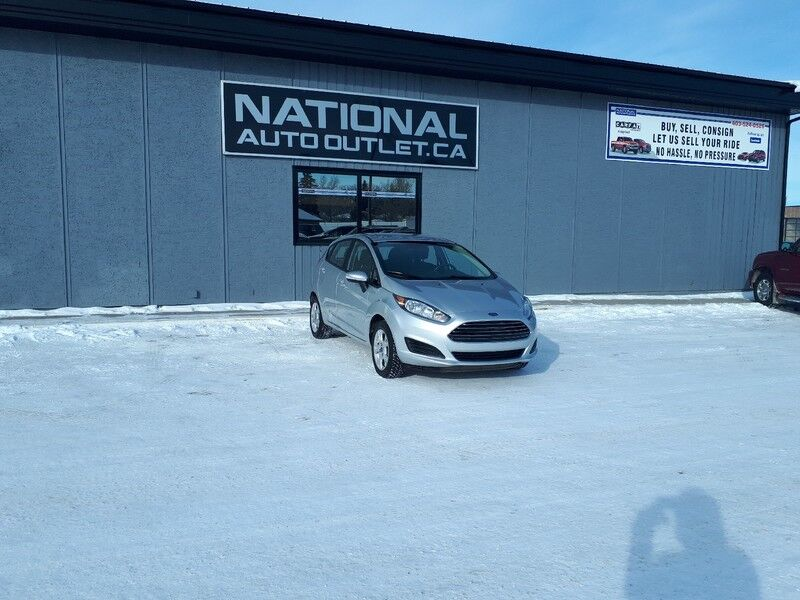 2016 Ford Fiesta SE - HEATED CLOTH SEATS Lethbridge AB