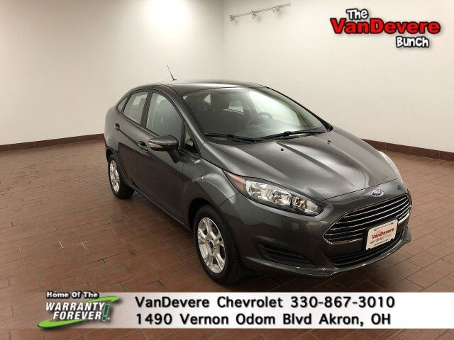 2016 Ford Fiesta SE Akron OH