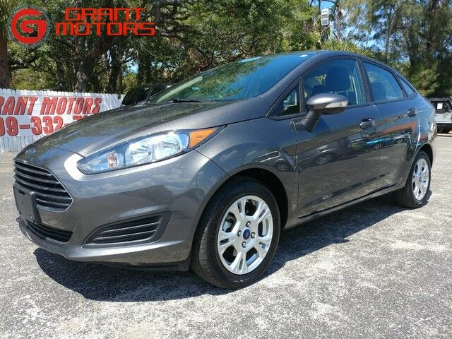 2016_Ford_Fiesta_SE_ Fort Myers FL