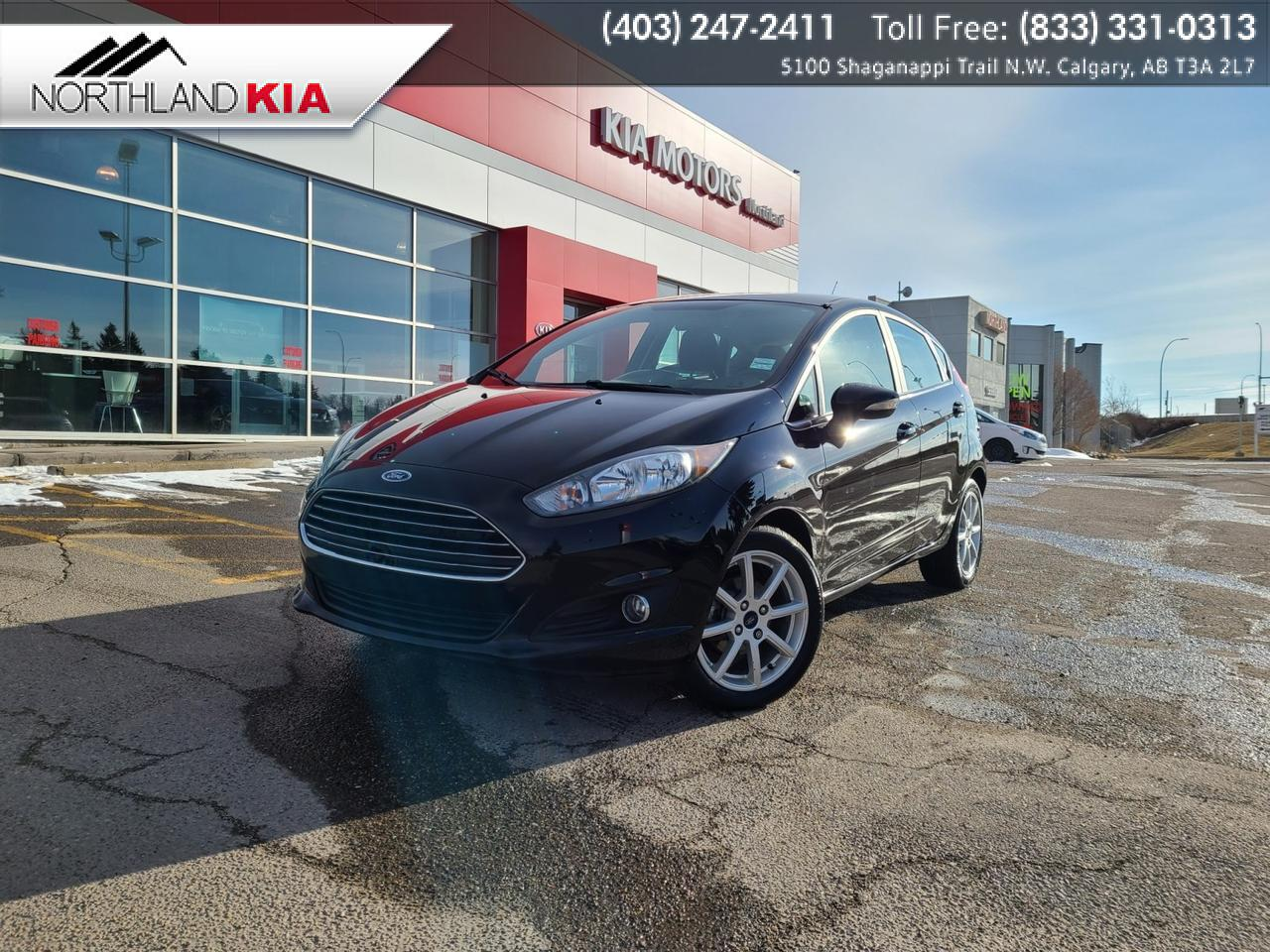 2016 Ford Fiesta SE HEATED SEATS, NAVIGATION, BLUETOOTH Calgary AB