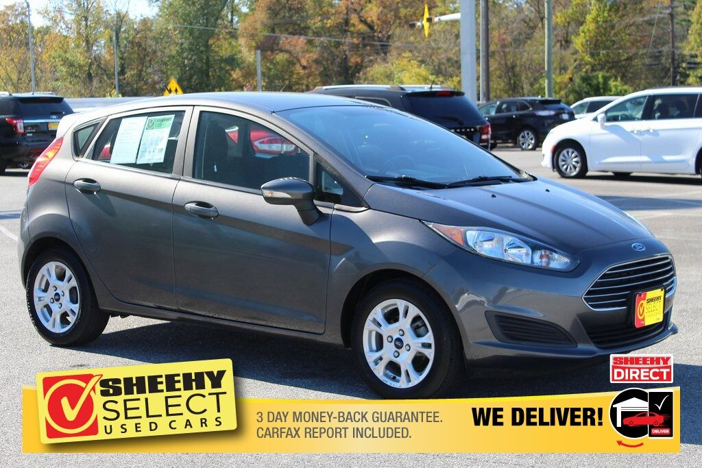 2016 Ford Fiesta SE Suitland MD