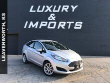 2016_Ford_Fiesta_SE_ Leavenworth KS