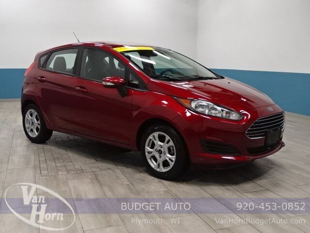 2016 Ford Fiesta SE Plymouth WI