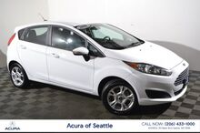 2016_Ford_Fiesta_SE_ Seattle WA