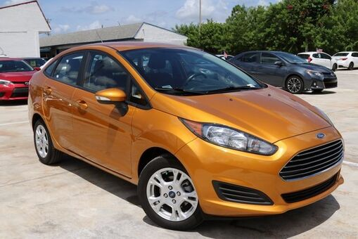 2016_Ford_Fiesta_SE_ Homestead FL
