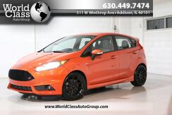 2016_Ford_Fiesta_ST - FAST PUSH BUTTON START KEYLESS ENTRY BLUETOOTH AUDIO MANUAL TRANSMISSION RECARO SEATS SUN ROOF SPORTY INTERIOR NAVIGATION_ Chicago IL