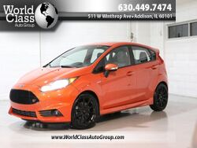 Ford Fiesta ST - FAST PUSH BUTTON START KEYLESS ENTRY BLUETOOTH AUDIO MANUAL TRANSMISSION RECARO SEATS SUN ROOF SPORTY INTERIOR NAVIGATION 2016