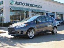 2016_Ford_Fiesta_Titanium Hatchback, SUNROOF, BLUETOOTH AUDIO AND PHONE, HEATED SEATS, SAT RADIO, FOG LIGHTS_ Plano TX