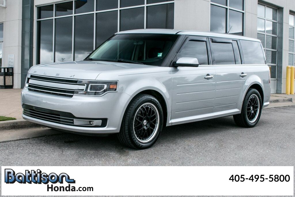 2016_Ford_Flex_Limited_ Oklahoma City OK