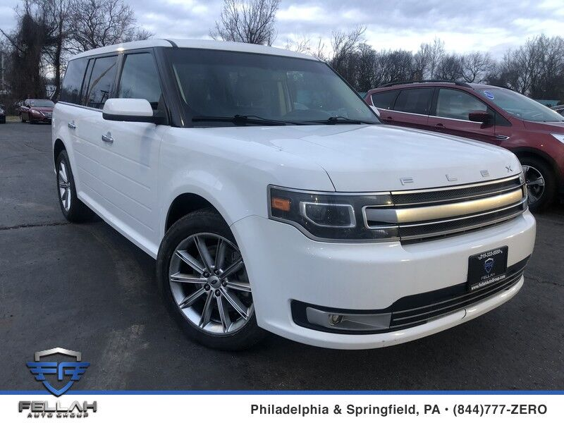 2016 Ford Flex Limited Springfield PA