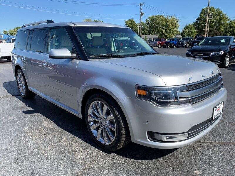 2016 Ford Flex Limited w/EcoBoost Red Bud IL